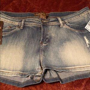 Pants - Juniors jean shorts